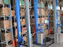 AS/RS Warehouse System